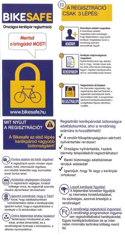 Safebike